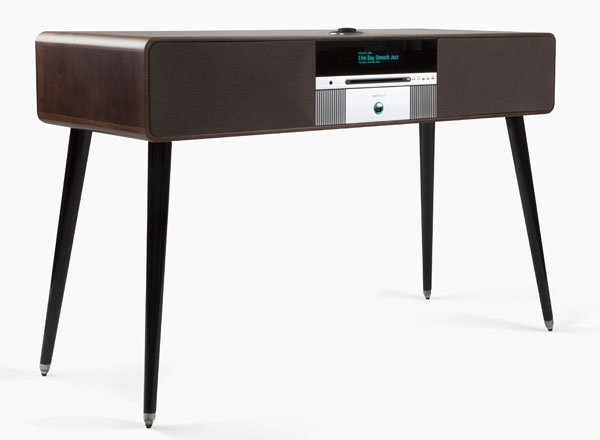 Ruark Audio midcentury-inspired R7 radiogram gets an update for 2016