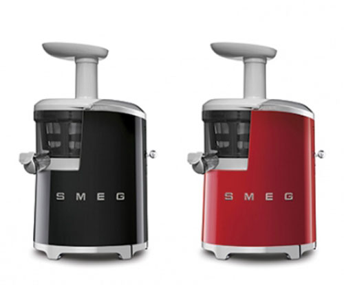 Retro Kitchen: Smeg launches the Slow Juicer