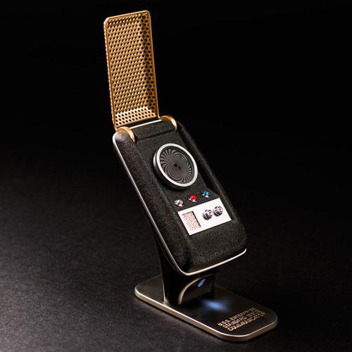Now available: Star Trek Original Series Bluetooth Communicator at Firebox