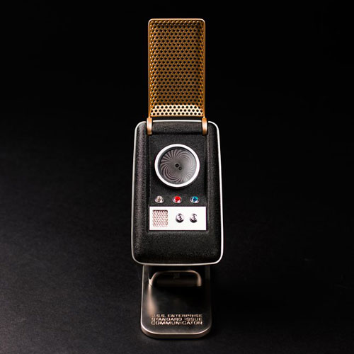 Now available: Star Trek Original Series Bluetooth Communicator at Firebox