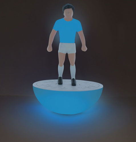Colour Changing Subbuteo Light at The Fowndry