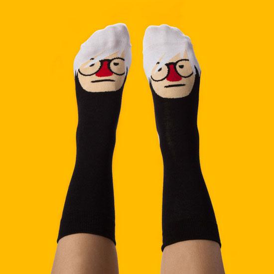 Andy Sock Hole socks