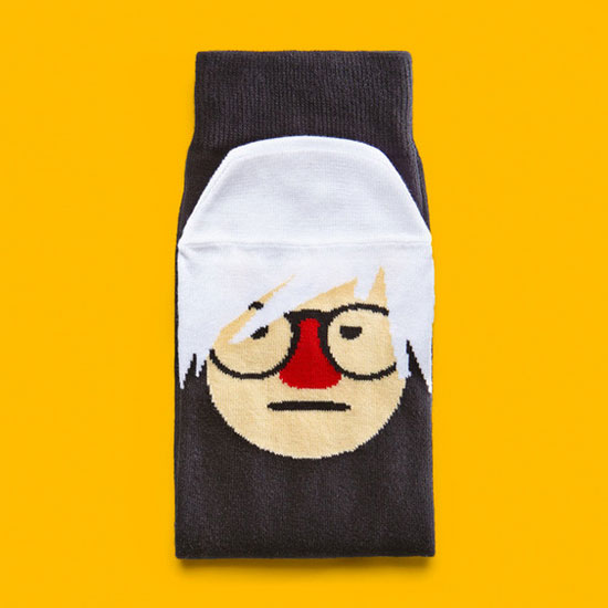 Andy Sock Hole socks
