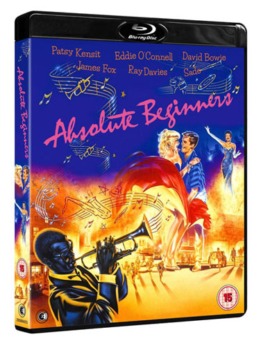Win 30th anniversary copies of the Absolute Beginners movie on Blu-ray