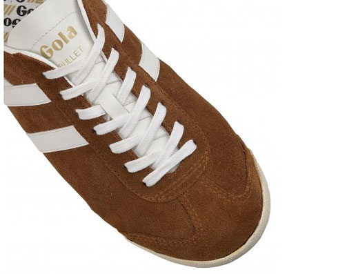 1970s Gola Bullet trainers reissued for men and women