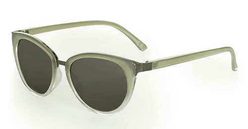 Retro shades: Vintage-style Cateye sunglasses at Topshop