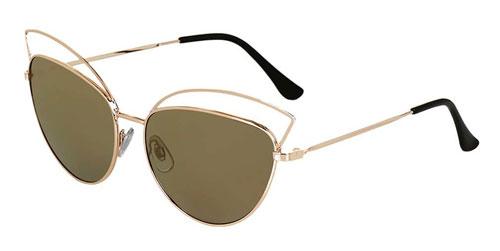 Retro shades: Vintage-style Cateye sunglasses at Topshop