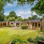 Retro house for sale: 1960s modernist property in Haywards Heath, West Sussex