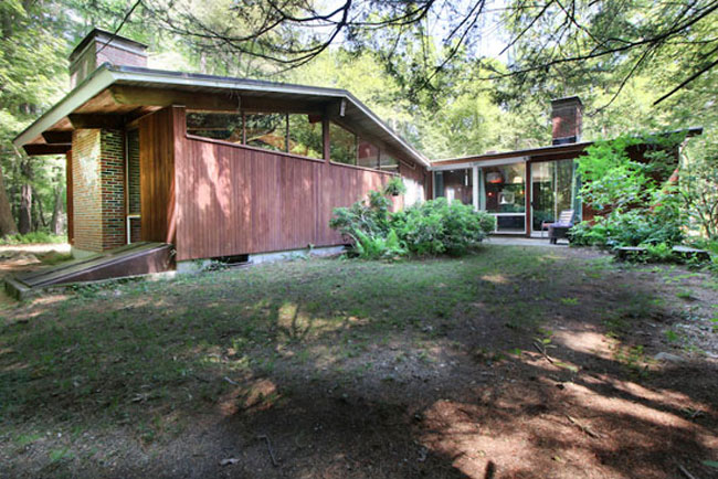 Retro House For Sale 1950s Carl Koch Designed Midcentury