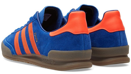 Coming soon: Adidas Jeans trainers in