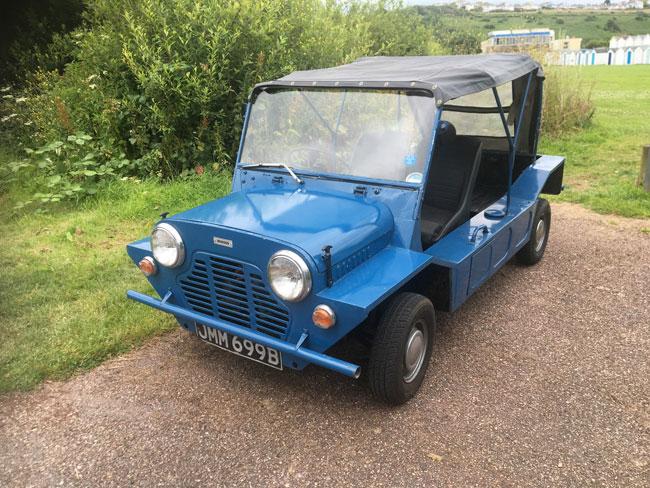 1964 Morris Mini Moke MK1