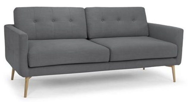 Midcentury-style Primrose Hill seating range at Sofas & Stuff