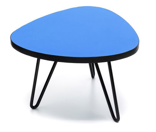 Midcentury-inspired Tica Table range for kids by The Rocking Company