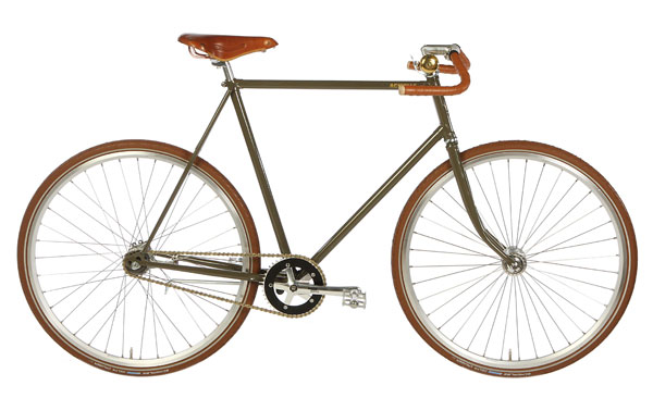 Sam 1930s-style racer by Beg Bicycles