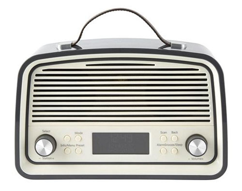 Tesco Retro DAB Radio