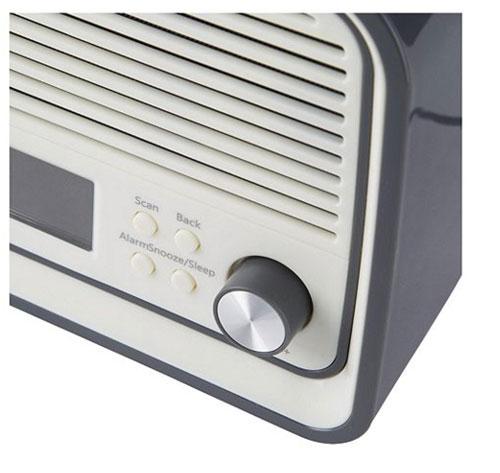 Tesco Retro DAB Radio