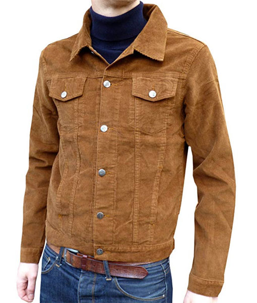 Vintage-style cord jackets at Fuzzdandy