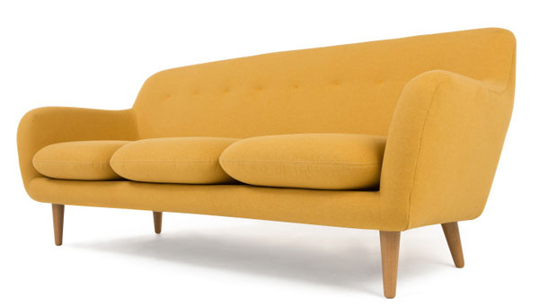 Dylan retro seating range at Made