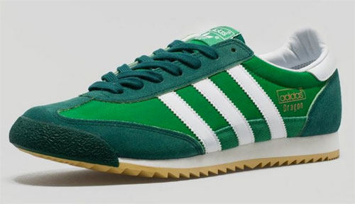 Adidas Dragon Vintage trainers reissued as a Size? exclusive