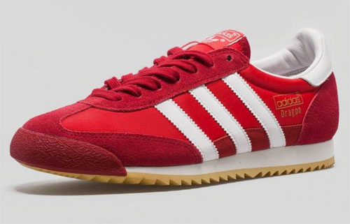 new style b2b51 4439b Adidas Dragon Vintage trainers reissued as a Size  exclusive