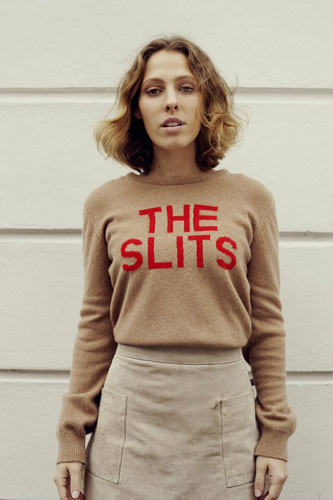 Classic rocker: Some Girls Are Bigger Than Others sweaters by Hades