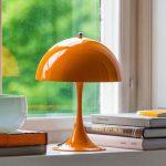 Panthella Mini: Louis Poulsen introduces a miniature version of the classic Verner Panton-designed lamp