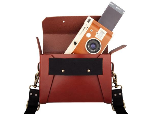 Retro photography: Lomo'Instant Camera Bag