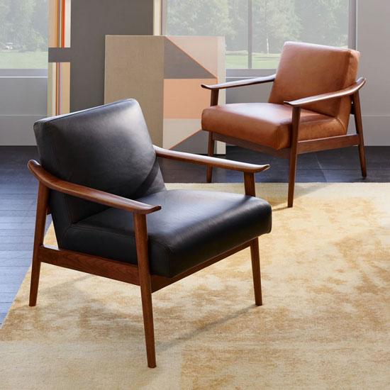 Mid-Century Show Chair at West Elm