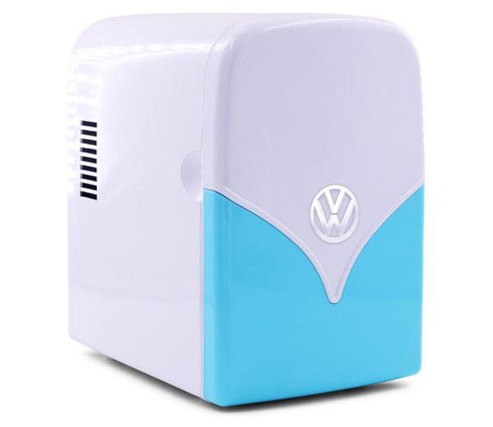 Officially licensed Volkswagen Camper Van retro mini fridge