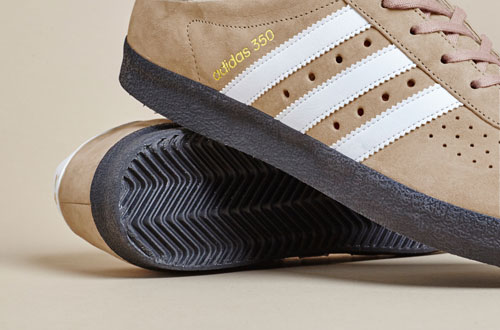 Adidas Originals Archive 350 Suede reissued as a Size? exclusive