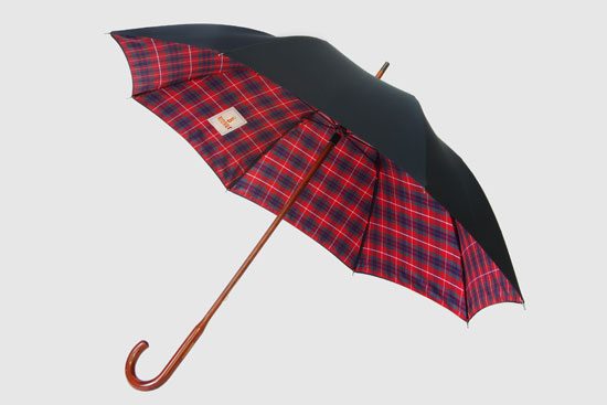 Limited edition Baracuta x London Undercover umbrella