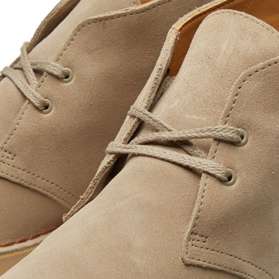Classic Clarks Originals Deserts Boots return with a new Gore-Tex finish