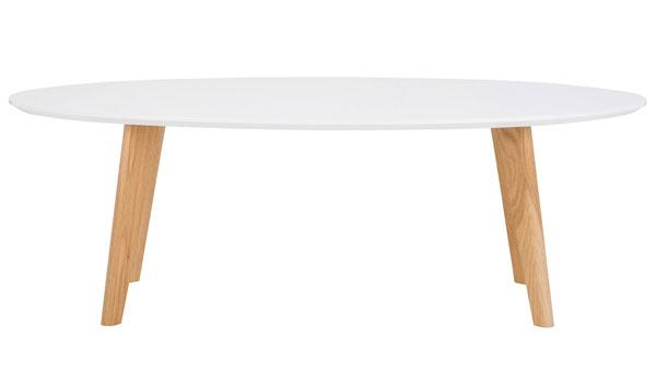 Affordable midcentury: Brooklyn table range by George at Asda