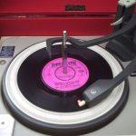 Fully restored 1960s Dansette Major Deluxe 21 record player