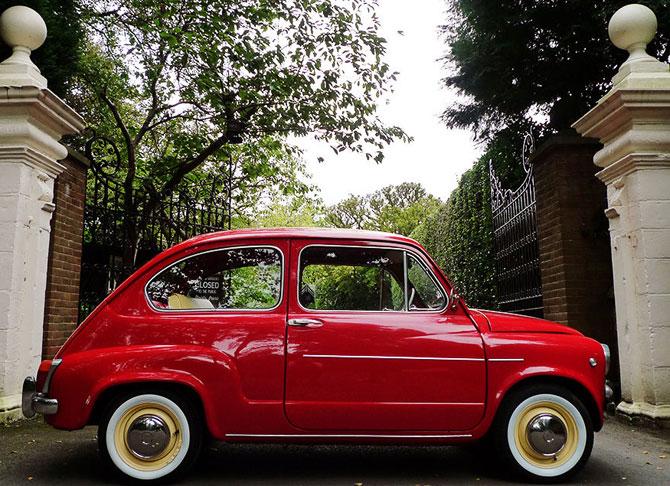 1965 Fiat 600D