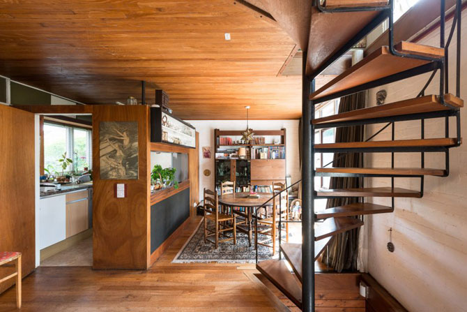 Retro house for sale: 1950s Ray Smith-designed modernist townhouse in London SE10