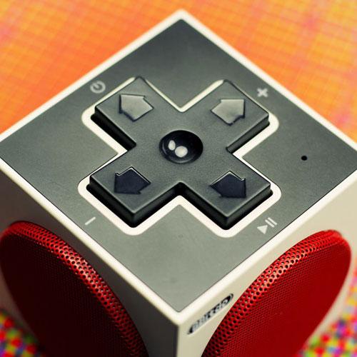 NES Retro Bluetooth Speaker at Firebox
