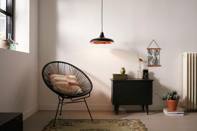 Back to the 1950s with the Philips Beauvais table lamp