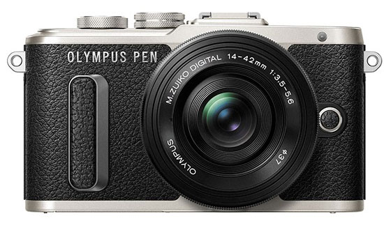 Olympus launches the vintage-style PEN E-PL8 camera