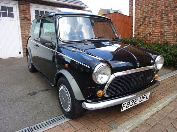 Fully restored Mary Quant Designer Mini