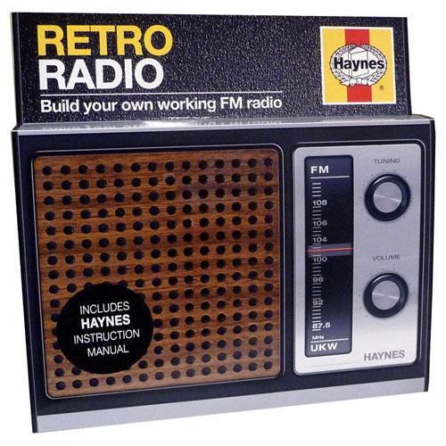 Haynes Retro Radio