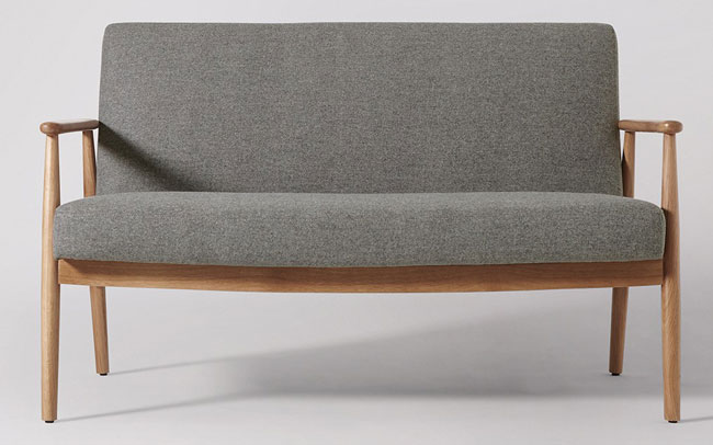 Karina Scandinavian-style sofa returns to Swoon Editions