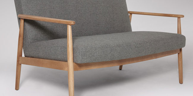 Karina Scandinavian-style sofa returns to Swoon Editions