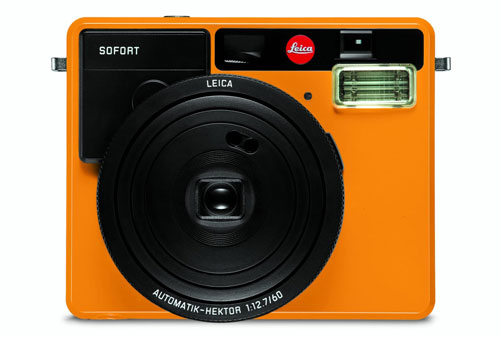 Leica unveils its retro-style Sofort instant camera