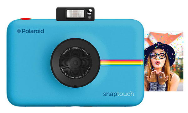 Retro-style Polaroid Snap Touch lands in October