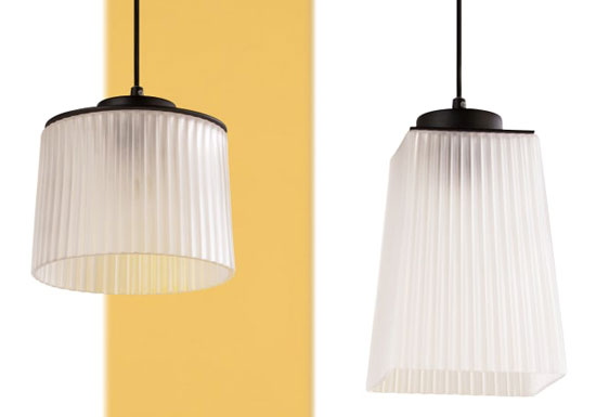 Tufnell vintage-style light fittings by Made