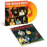 Vinyl spotting: The Beach Boys - Good Vibrations sunburst vinyl EP