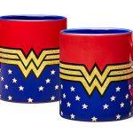 Wonder Woman Glitter Mug at ThinkGeek