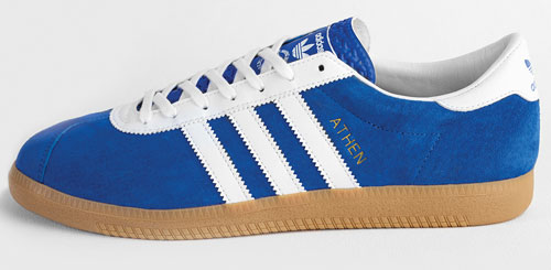 Release details confirmed for 1960s Adidas Originals Archive Athen trainers reissue