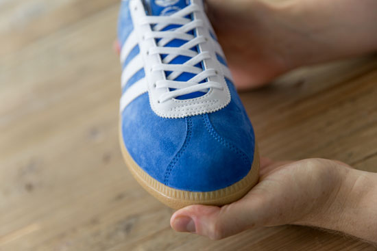 1960s Adidas Athen trainers to get a rare reissue this month